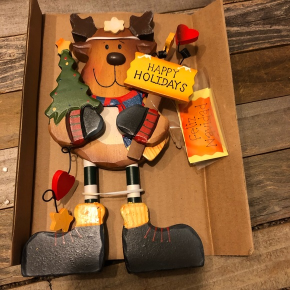 Avon Other - Avon Holiday Christmas wooden decoration. New